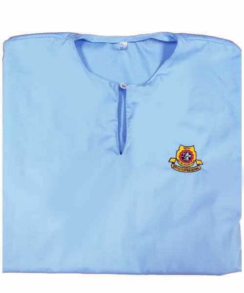Baju Kurung MRSM Biru
