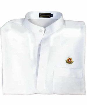 Baju Melayu MRSM Putih
